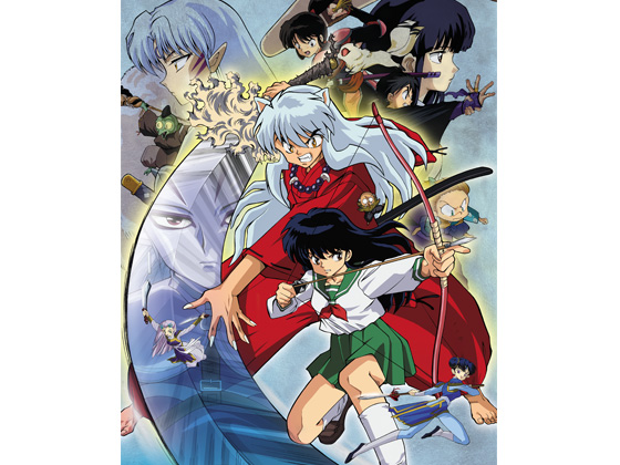 Inuyasha The Movie Affections Touching Across Time 犬夜叉 時代を
